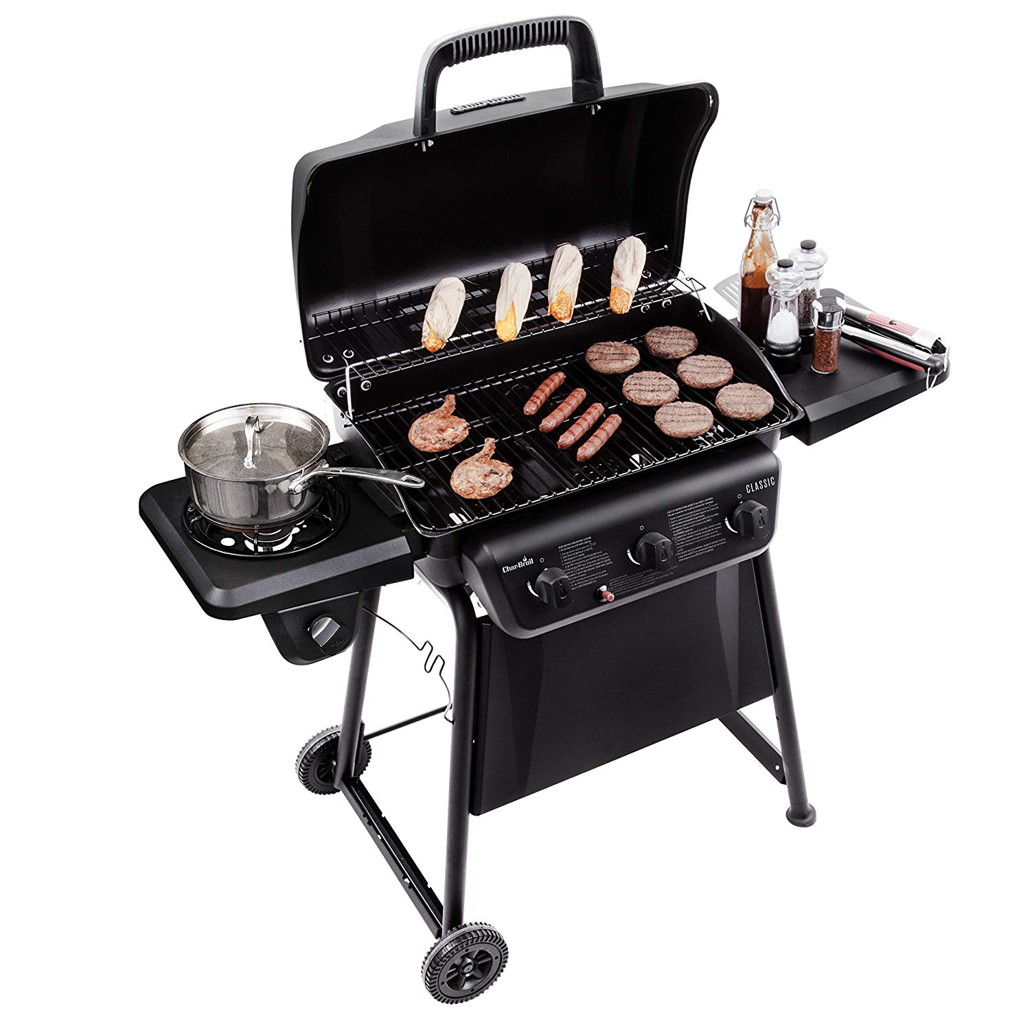 Best outdoor gas grills review 2019 with lowest price ...