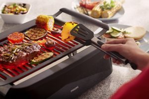 Philips HD6371-94 Indoor Grill