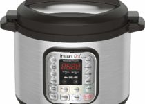Instant Pot DUO80 cooker