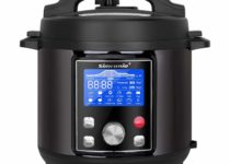 Simfonio Electric Pressure Cooker 8Qt