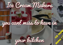best ice cream maker for home use