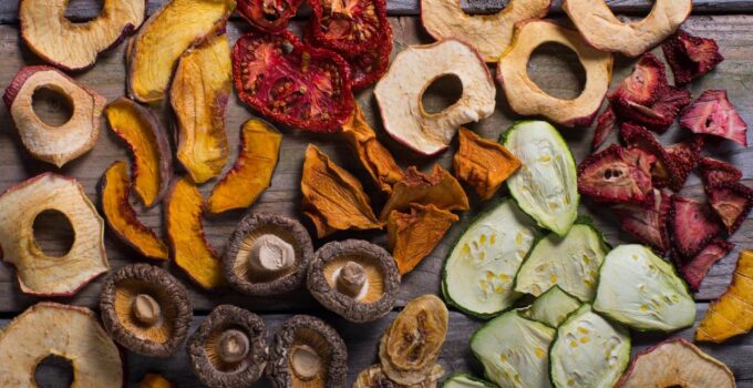 Best Foods to Dehydrate for Long Term Storage