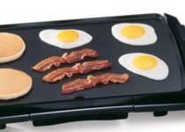 how to clean griddle