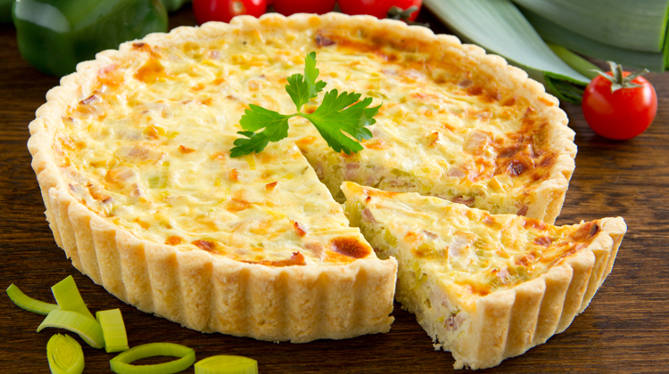 What to Serve With Quiche