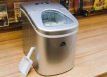 how to clean portable ice maker