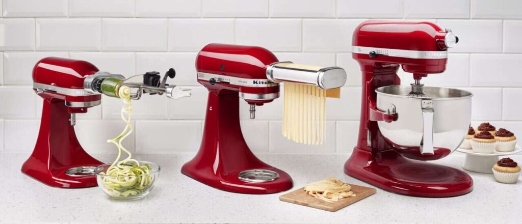 uses and tips for stand mixer