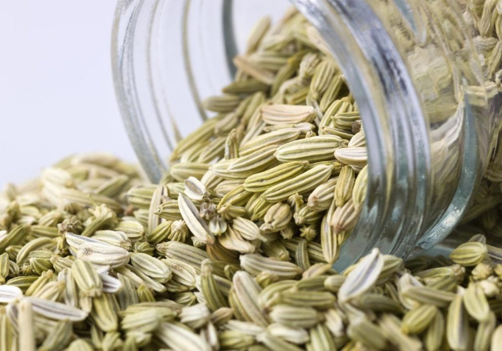 substitute for fennel seed