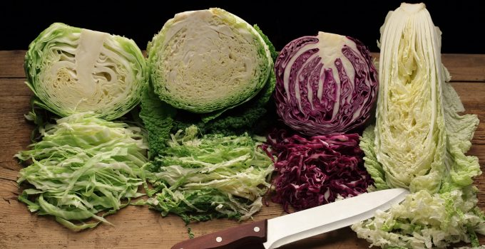 substitute for cabbage