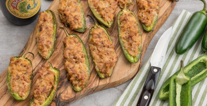 substitute for jalapeno